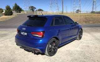 2015 Audi S1 Sportback 2.0 TFSI quattro review