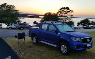 2017 LDV T60 Pro (4x4) review