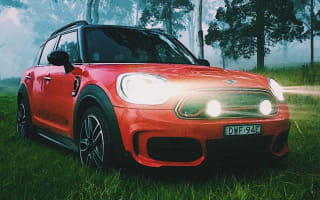 2018 Mini Countryman John Cooper Works All 4 Review Caradvice
