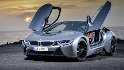 2018 Bmw I8 Coupe Revealed For Detroit Caradvice