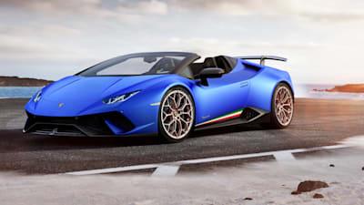 2018 Lamborghini Huracan Performante Spyder Revealed Update