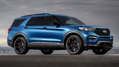 Ford Hybrid Suv >> 2020 Ford Explorer St And Hybrid Unveiled Caradvice