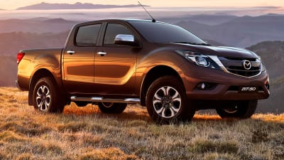 4f56734444c406 Next Mazda BT-50 might be HiLux-based