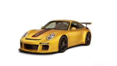 2011 Ruf RT12 R Porsche 911 at Geneva