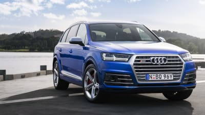 2018 Audi SQ7 TDI: Specs, Design, Price >> 2017 Audi Sq7 Tdi Pricing And Specs Caradvice