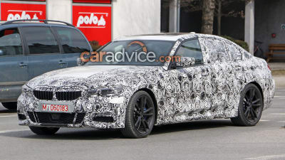 2019 Bmw 3 Series Interior Spied In Detail Caradvice