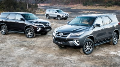 2018 Toyota Fortuner pricing and specs | CarAdvice
