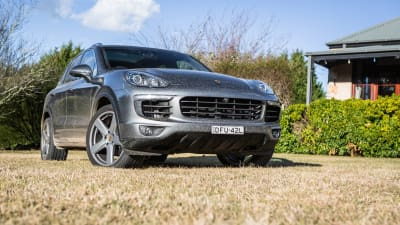 Porsche Cayenne Diesel banned and recalled in Germany