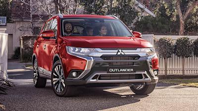 2019 Mitsubishi Outlander: News, Upgrades, Price >> 2019 Mitsubishi Outlander Revealed Caradvice