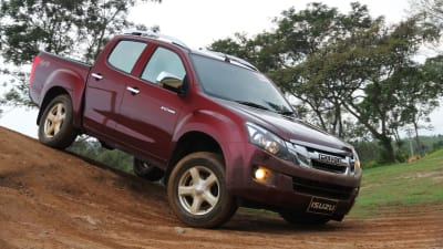 Isuzu D-MAX to get twin-turbo diesel by 2016 | CarAdvice