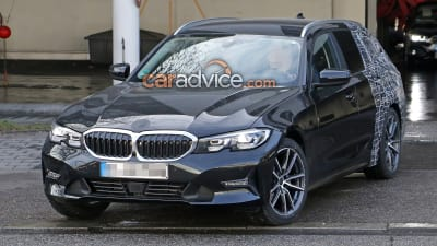 2019 Bmw 3 Series Touring Spied Again Caradvice