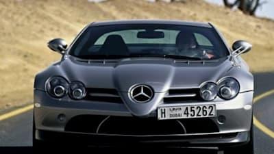 Mercedes Benz Slr Mclaren 722 Edition Caradvice