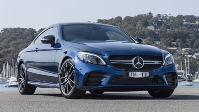 2019 Mercedes-Benz C-Class Coupe/Cabriolet pricing and specs