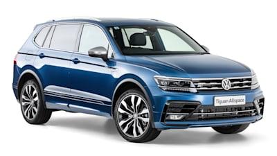 2020 VW Tiguan: Design, Specs, Price >> 2018 Volkswagen Tiguan Allspace Pricing And Specs Caradvice