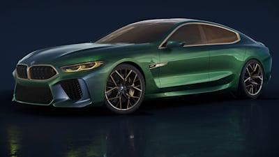 BMW M8 Price >> Bmw M8 Gran Coupe Concept Revealed In Geneva Caradvice