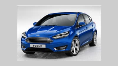 Ford Focus Facelift Revealed Caradvice