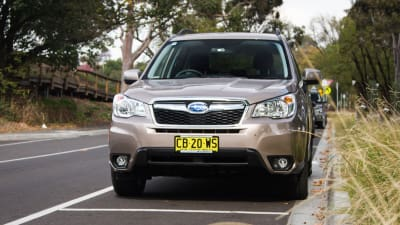 2013-14 Subaru Forester manual diesel recalled | CarAdvice