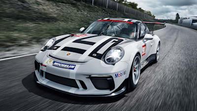 2017 Porsche 911 Gt3 Cup Race Car Unveiled Caradvice