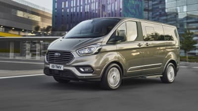Ford Transit Custom Facelift Previewed With Tourneo Makeover Caradvice