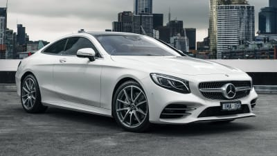 2019 Mercedes Benz S Class Coupe Convertible Pricing And Specs