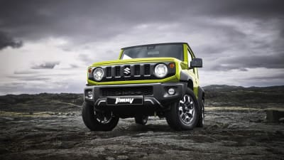 2019 Suzuki Jimny Pricing And Specs Caradvice
