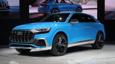 Audi Q8 Concept: Specs, Production Version >> Audi Q8 Concept Revealed Caradvice