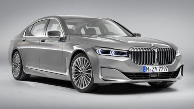 New Bmw 7 Series >> 2019 Bmw 7 Series Revealed Caradvice