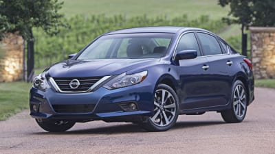 Nissan Altima facelift unveiled in the USA | CarAdvice