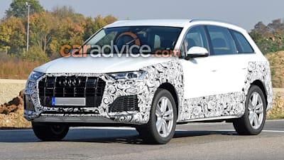 2019 Audi Q7 Spied Again Caradvice