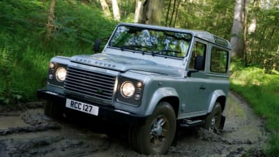 2010 Land Rover Defender 90 Caradvice