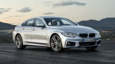 2019 Bmw 4 Series Gt To Replace 3 Series Gt Ev Option Coming