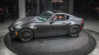 2017 Mazda Mx 5 Rf Pricing And Specs New Hard Top In Australia From