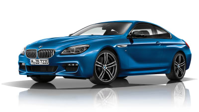 2017 Bmw 6 Series M Sport Earns Limited Edition Status Caradvice