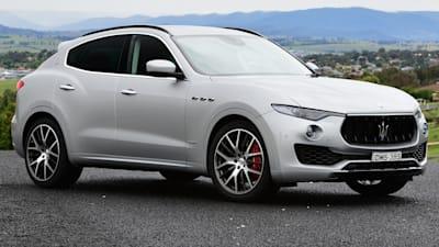 2018 Maserati Levante: News, Specs, Price >> 2018 Maserati Levante S Pricing And Specs Caradvice