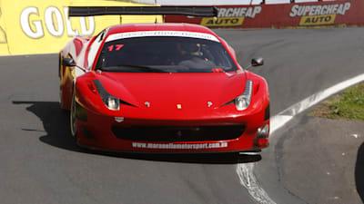 Ferrari 458 Gt3 Sets New Bathurst Lap Record Caradvice