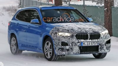 2021 BMW X1 Price, Interior, Redesign, And Specs >> 2019 Bmw X1 Facelift Interior And Exterior Spied Caradvice