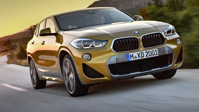 2020 BMW X2 M Specs, Price, Redesign, And Release Date >> 2018 Bmw X2 Pricing And Specs Caradvice