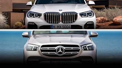 2019 Bmw X5 V 2019 Mercedes Benz Gle Caradvice