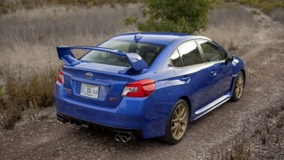 2014 Subaru WRX STI : the technical guide   CarAdvice