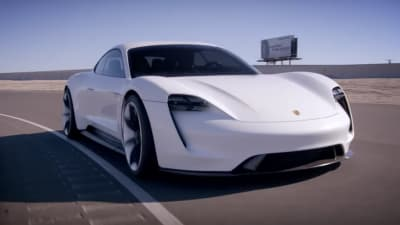 2020 Porsche Taycan to be priced between Cayenne and