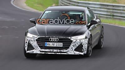 2019 Audi Rs7 Sportback Spied Caradvice