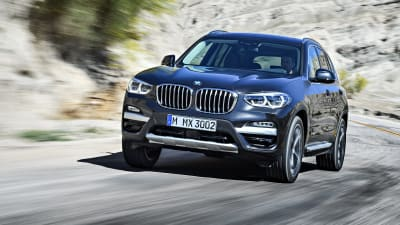2018 BMW X3 pricing and specs | CarAdvice