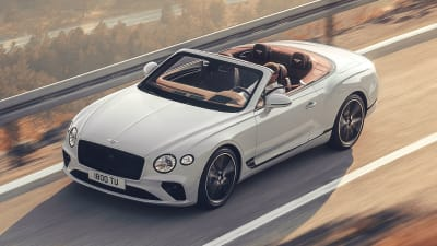 2019 Bentley Continental Gt Convertible Revealed Here In Q2