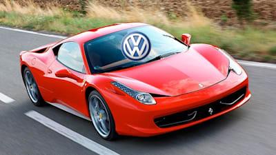 Volkswagen Group To Buy Ferrari Shares Caradvice
