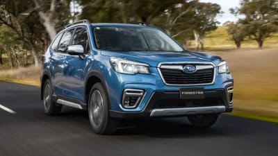 2018 Subaru Forester Review Changes Release Price Upcoming New