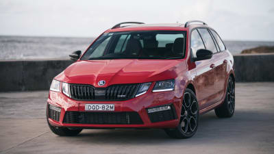 2019 Skoda Octavia Rs Pricing And Specs Caradvice