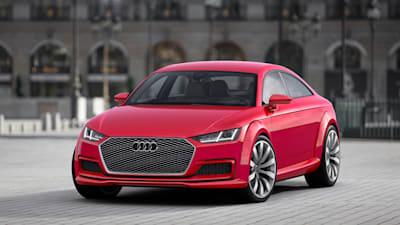 Audi Tt Sportback Four Door Coupe Due In 2020 Report Caradvice