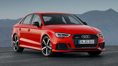 Audi RS3 production halted due to WLTP, set to resume in