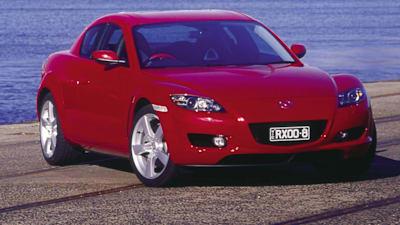 2003 04 Mazda Rx 8 Recalled Update Caradvice