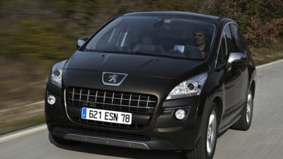 2012 Peugeot 3008: New features, new price | CarAdvice